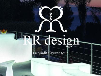RR Design website