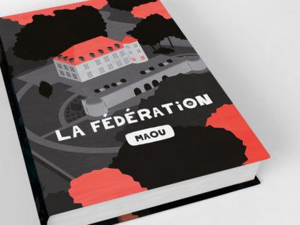 La Fédération, best comic book project of the month!!
