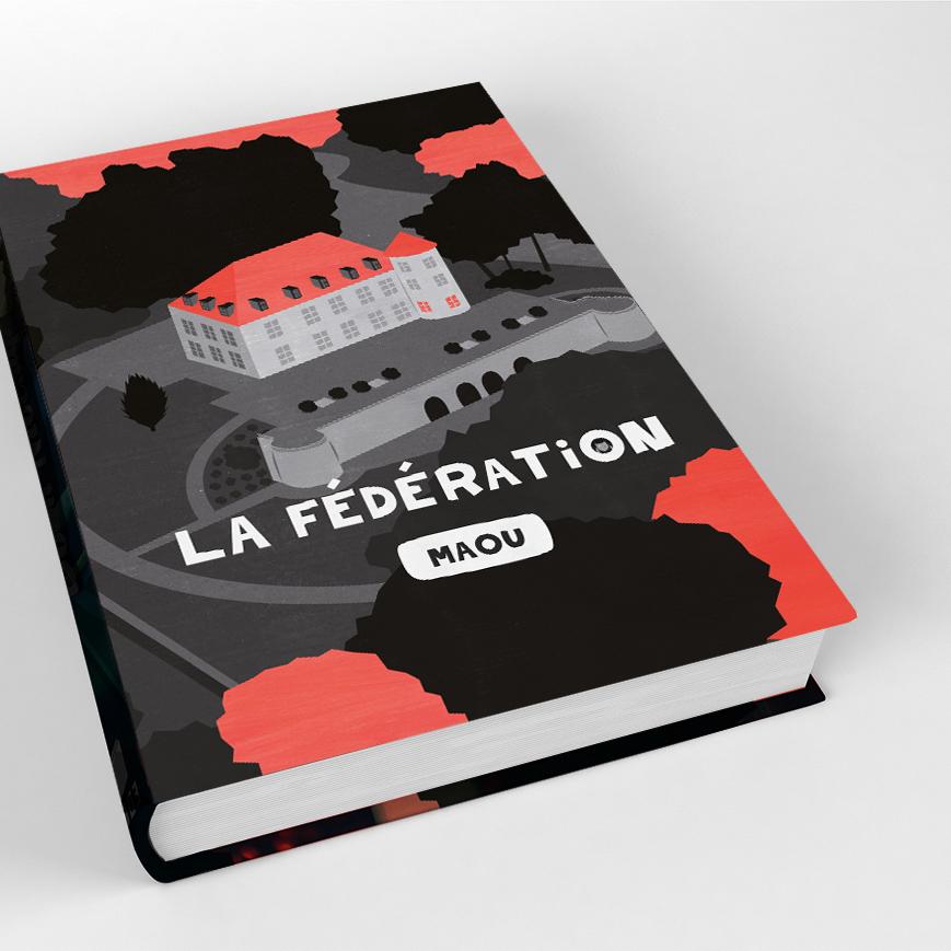 La Fédération, élue meilleur projet BD du mois de juillet!!
