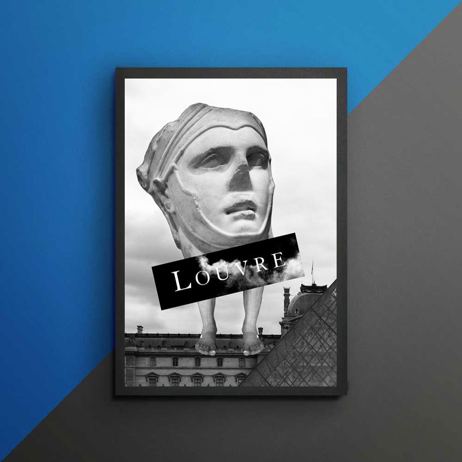 Prix cassés au Musée du Louvre!