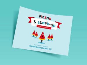 Pizzas & Start-up