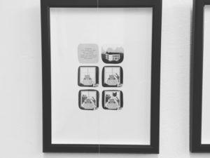 «Mise en Bûche» exhibition