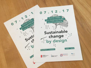 Sustainable change by design